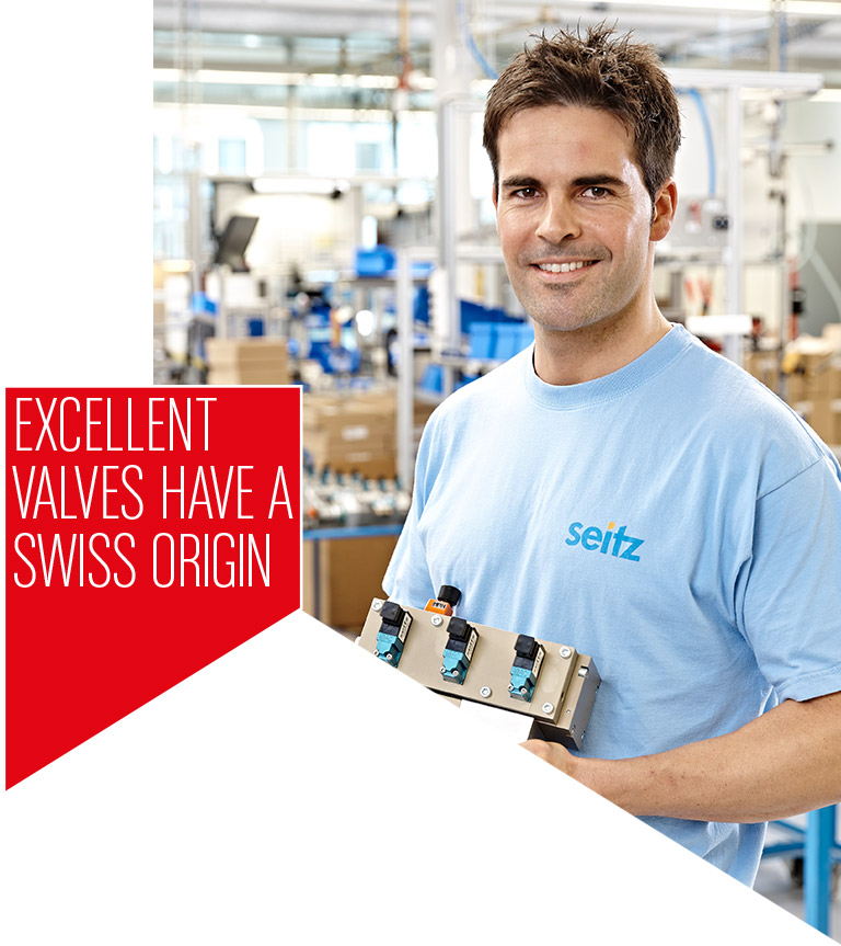 Excellent Valves have a Swiss Origin